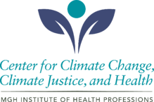 MGHIHP Center for Climate Change Climate Justice and Health Logo RGB