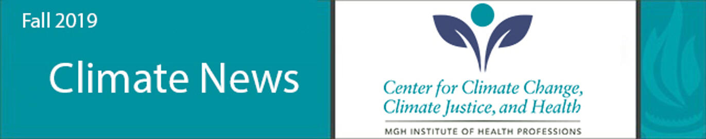 climate newsletter logo fall 2019