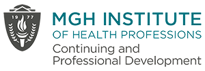 MGH Institute Continuing and Professional Development logo