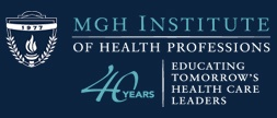 40th Anniversary MGH Institute of Health Professions